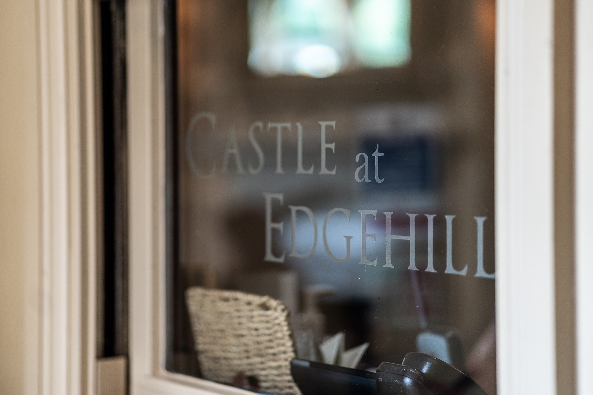 Enjoy breakfast at the Castle