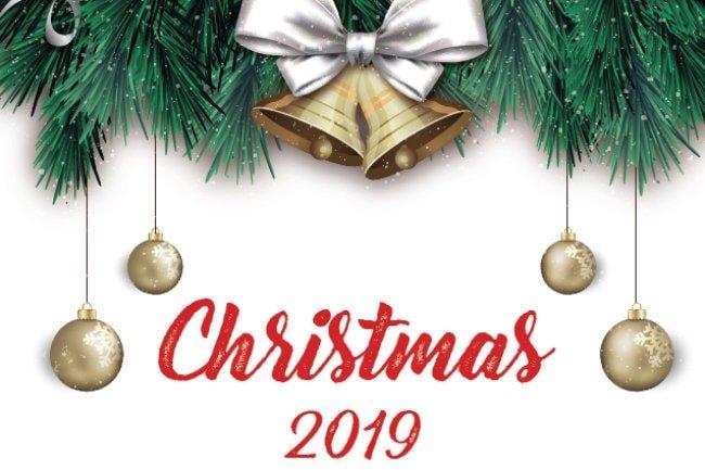 Christmas Menu 2019